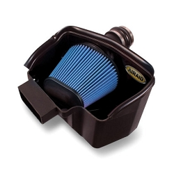 Airaid 2013+ Ford Explorer 3.5L Ecoboost MXP Intake System w/ Tube (Dry / Blue Media)