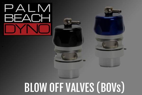 Blow Off Valves (BOVs)