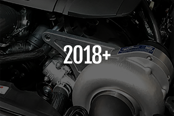 2018+ Mustang GT Procharger Kits