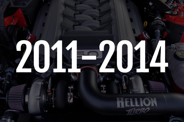 2011-2014 Mustang GT Hellion Kits