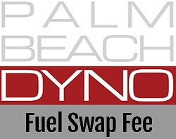 PBD - In Person Dyno  - Fuel Swap