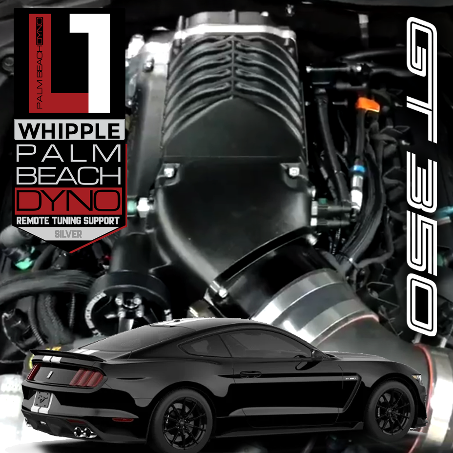Whipple Supercharger Dodge Ram: PBD Level 1 2.9L Whipple Supercharger System For GT350