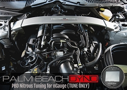 2016-2018 GT350 PBD Nitrous Tuning for nGauge (TUNE ONLY)