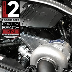 PBD Level 2 2015-2017 Mustang GT Procharger P1X Supercharger System