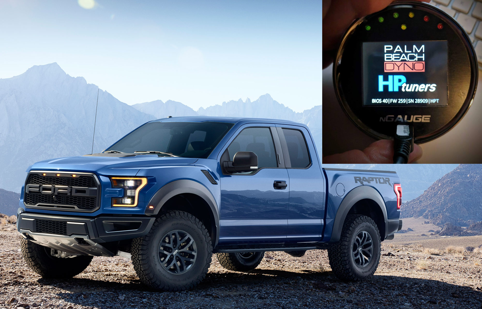 2017 2018 Ford Raptor Custom Tuning For Hp Tuners Ngauge Tune Only