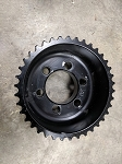 Procharger 38 tooth Cog Supercharger Pulley - USED