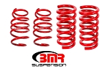 Lowering Springs, Set Of 4, Handling Version