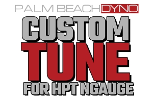Palm Beach Dyno Naturally Aspirated Tuning for nGauge 2018+ Mustang GT