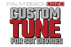 Palm Beach Dyno Naturally Aspirated Tuning for SCT (TUNE ONLY)