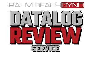 Palm Beach Dyno Datalog & Review Service