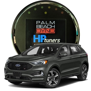 2020-2022 Ford Edge ST 2.7L Ecoboost HP Tuners nGauge with Palm Beach Dyno Custom Tuning