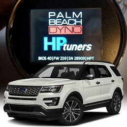 2013-2017 Ford Explorer 3.5L Ecoboost nGauge Palm Beach Dyno Custom Tuning (Tune Only)