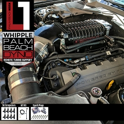 PBD Level 1 2.9L Whipple 2015-2017 Mustang GT Supercharger System