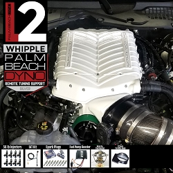 PBD Level 2 3.0L Whipple 2018+ Mustang GT Supercharger System
