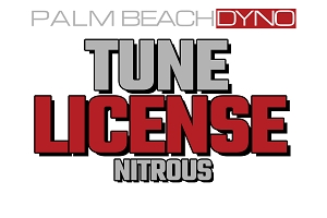 PBD Naturally Aspirated Tune License - Nitrous