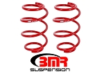SP089 - Lowering Springs, Front, Minimum Drop, Performance Version - 2015-2017 Mustang GT