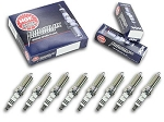 NGK 6510  Iridium IX Performance Spark Plugs - Heat Range 7