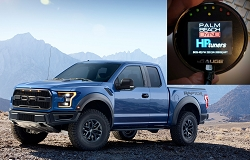 2017+ Ford Raptor HP Tuners nGauge with Palm Beach Dyno Custom Tuning