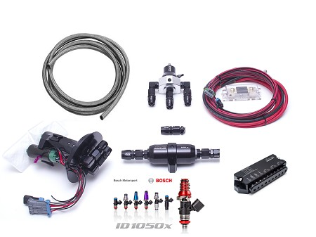 Fore Innovations Palm Beach Dyno ESSENTIAL S550 Fuel System with ID1050X Fuel Injectors