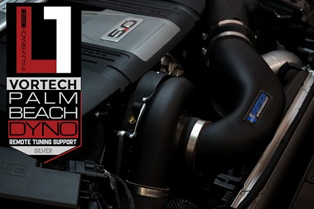 PBD Level 1 2018+ Mustang GT Vortech JT Supercharger System