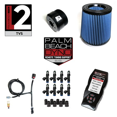 Palm Beach Dyno L2 TVS Performance Package