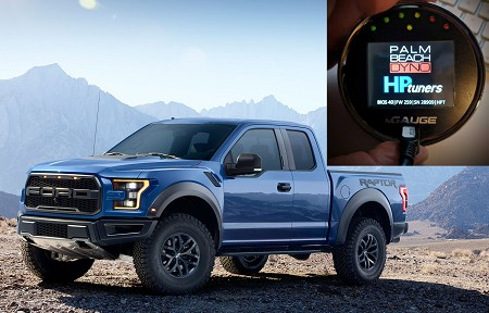 2017+ Ford Raptor Custom Tuning for HP Tuners nGauge (Tune Only)