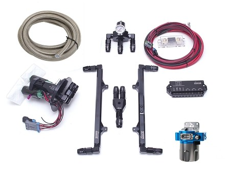 Fore Innovations Palm Beach Dyno ULTIMATE S550 Fuel System