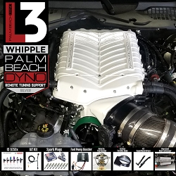 PBD Level 3 3.0L Whipple 2018+ Mustang GT Supercharger System