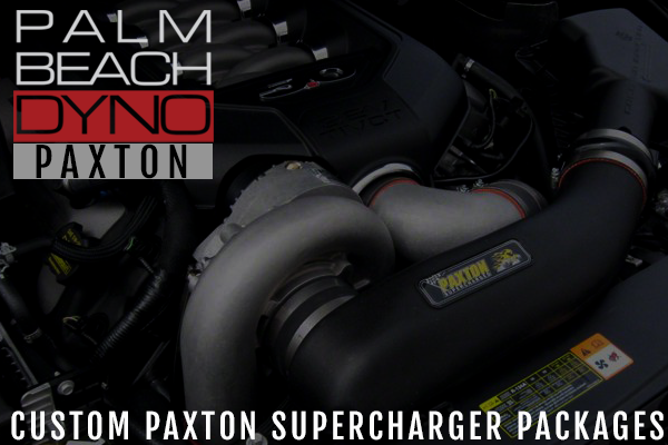 PBD Custom Paxton Supercharger Packages