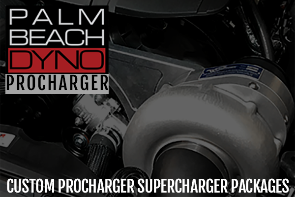 PBD Custom Procharger Supercharger Packages