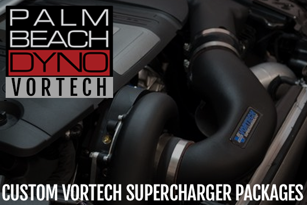 PBD Custom Vortech Supercharger Packages