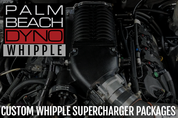 PBD Custom Whipple Supercharger Packages