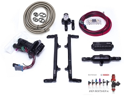 Fore Innovations Palm Beach Dyno L2 Fuel System with Fuel Rails and ID1050x