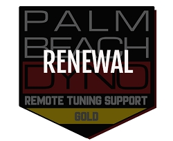 Annual GOLD Remote Tuning Support Renewal