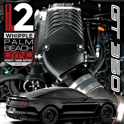 PBD Level 2 2.9L Whipple 2016+ GT350 Supercharger System