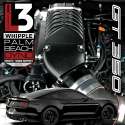 PBD Level 3 2.9L Whipple 2016+ GT350 Supercharger System