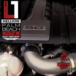 PBD Level 1 Hellion 2015-2017 Ford Mustang GT Street Sleeper Twin Turbo System