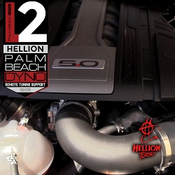 PBD Level 2 Hellion 2015-2017 Ford Mustang GT Street Sleeper Twin Turbo System