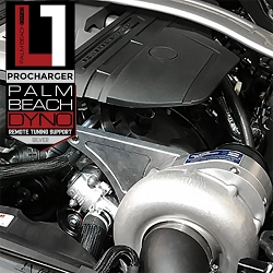 PBD Level 1 2018+ Mustang GT Procharger P1SC Supercharger System