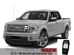 SCT X4 Programmer with Naturally Aspirated PBD Custom Tuning for 2011-2017 F150 Coyote V8