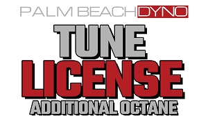 PBD Tune License - Additional Octane