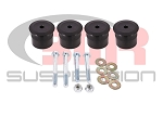 BK050 - Bushing Kit, Differential, Billet Aluminum 2015+ Mustang GT