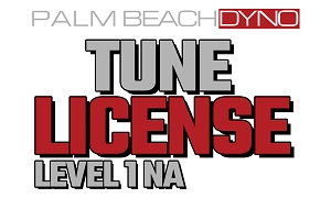 PBD Naturally Aspirated Level 1 Tune License