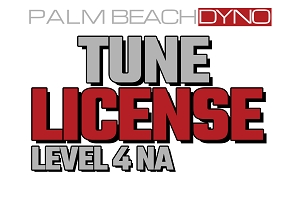 PBD Naturally Aspirated Level 4 Tune License - All Out NA