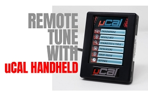 uCal Handheld with Advanced Remote Tuning for 2018+ Mustang GT