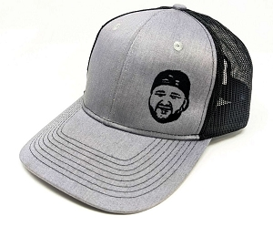 Rob the Tunemaker Shoemaker Mesh Snap Back Hat