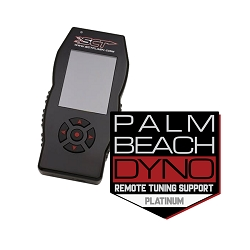 SCT X4 with Palm Beach Dyno Remote Tuning for Coyote Swap - Platinum
