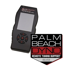 SCT X4 with Palm Beach Dyno Remote Tuning for Coyote Swap - Silver